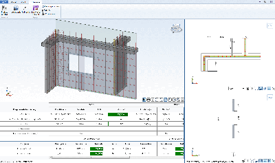 Reinforce Concrete Wall Designer