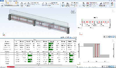 Reinforce Concrete Beam Designer